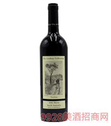 澳洲琳赛收藏开拓干红葡萄酒