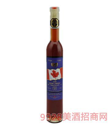 加拿大列吉塞晚秋冰红葡萄酒