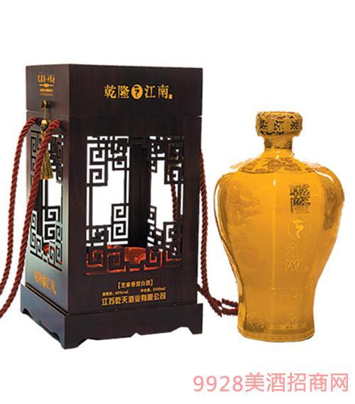 乾隆江南芝麻香原浆坛藏