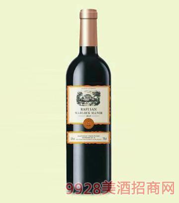 圣拉菲马洛克佳梅洛葡萄酒13.5度750ml