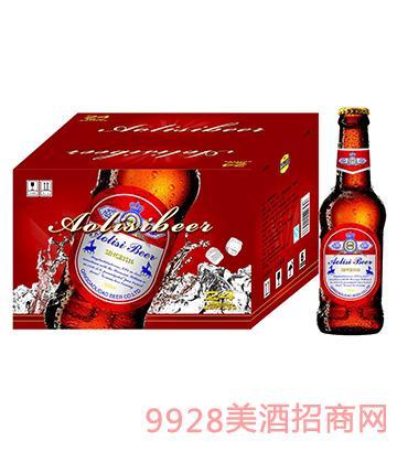 洛斯堡啤酒330mlx24