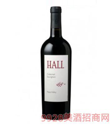郝尔赤霞珠红葡萄酒750ml