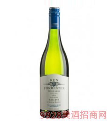 肯福特珍藏白诗南白葡萄酒750ml