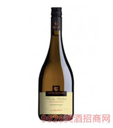 埃德华兹家族精选格兰珍藏霞多丽白葡萄酒750ml
