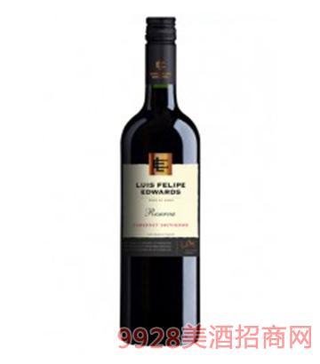 埃德华兹珍藏赤霞珠红葡萄酒750ml