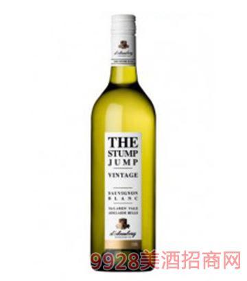 黛伦堡犁跃长相思白葡萄酒750ml