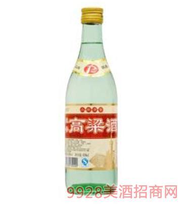 艳阳春普通高粱酒45度450ml