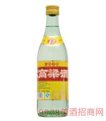 艳阳春普通高粱酒60度450ml