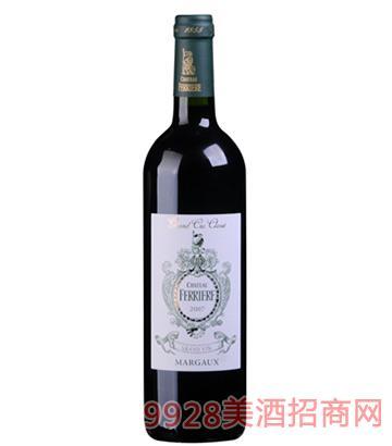 费里埃庄园干红葡萄酒