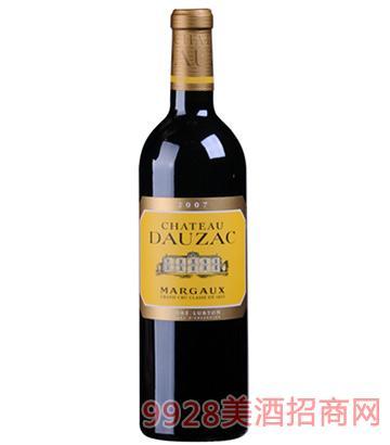 杜扎克庄园干红葡萄酒