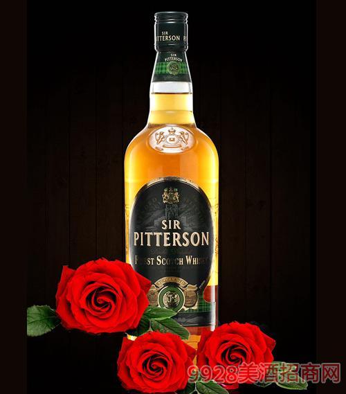 皮特森爵士威士忌40%1L