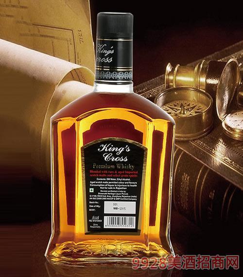 勋章威士忌高级威士忌42.8度180ml