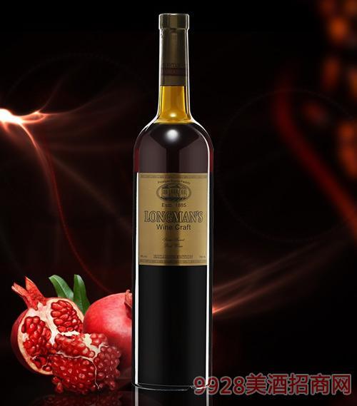 朗曼石榴酒8度700ml