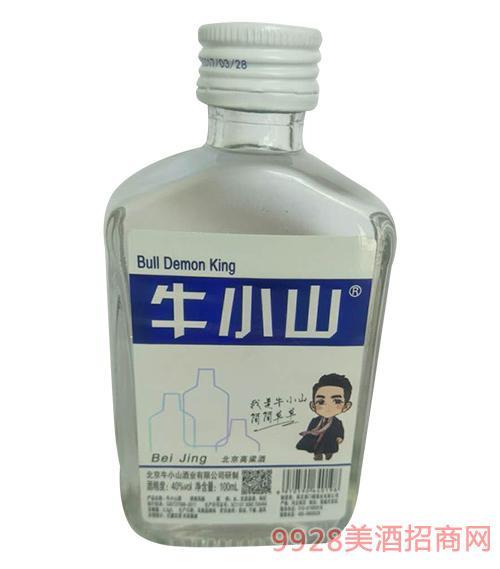 牛小山北京高粱酒40度100mlx24
