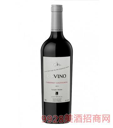 双生薇诺赤霞珠红葡萄酒750ml