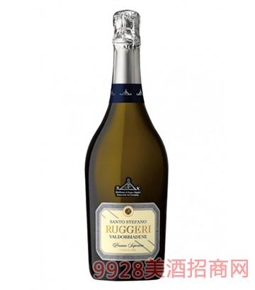 鲁杰里史提芬瓦宝迪起泡葡萄酒750ml