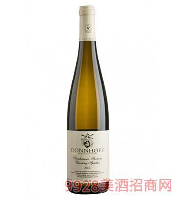 杜荷夫奥品侯桥园晚收雷司 令白葡萄酒750ml