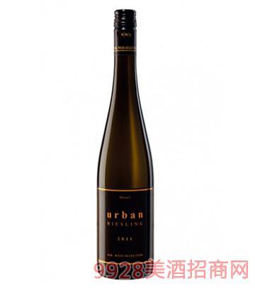 优班雷司 令白葡萄酒750ml