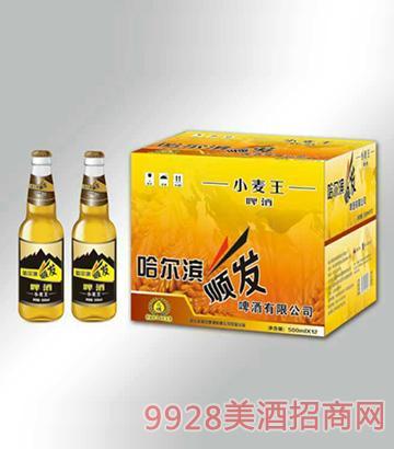 小麦王啤酒500mlx12