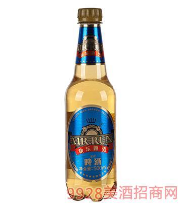 快乐跑男啤酒3.1度500ml