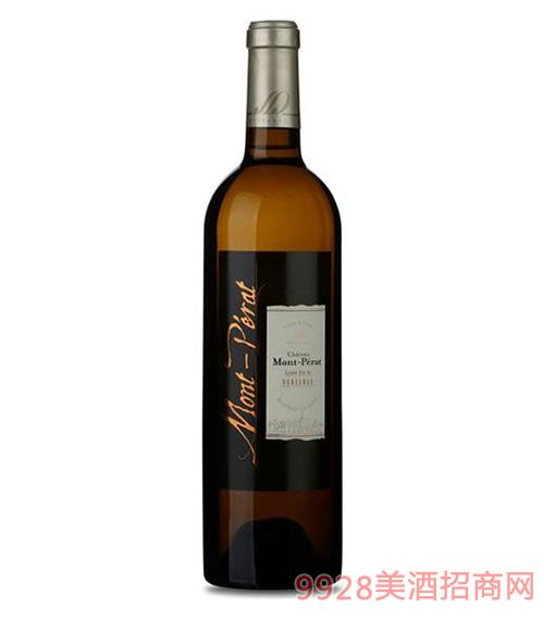 蒙沛拉堡干白葡萄酒