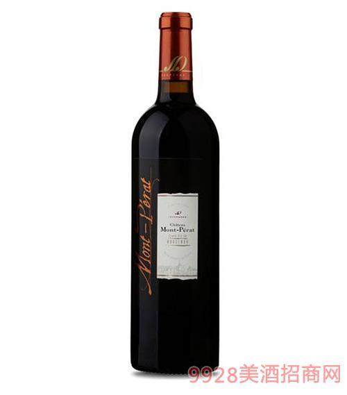 蒙沛拉堡干红葡萄酒