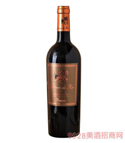 麒麟珍藏干红葡萄酒(1855法国列级3级庄副牌)