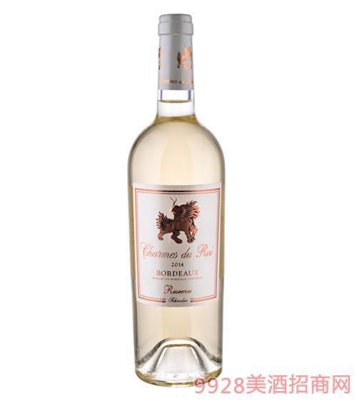 麒麟珍藏干白葡萄酒(1855法国列级3级庄副牌)