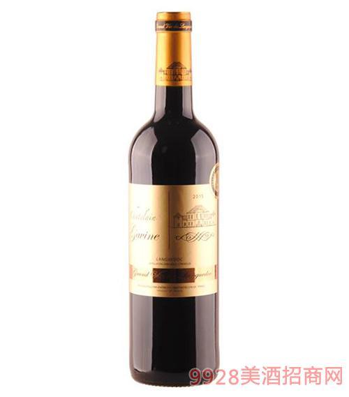 嘉文庄园朗格多克干红葡萄酒