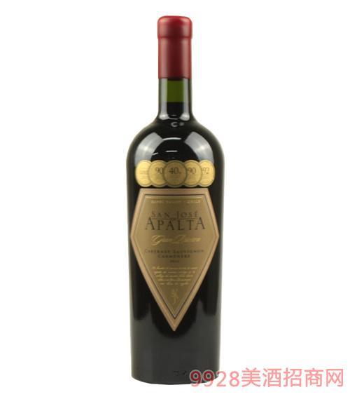 阿帕塔格兰珍藏干红葡萄酒