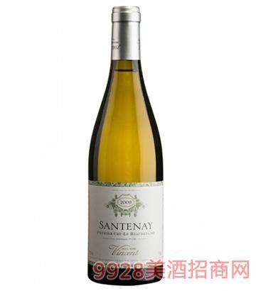 让韦森庄园松特内柏兰帕一级葡萄园白葡萄酒750ml
