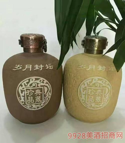 古井镇坛子酒