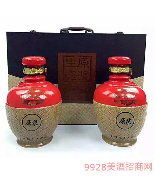 古井镇坛子酒礼盒