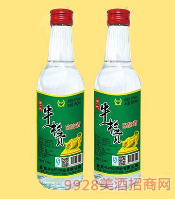 牛栏贡陈酿酒42度250ml
