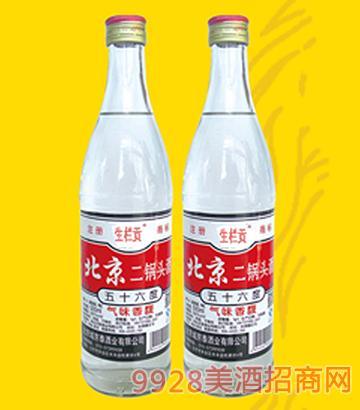 北京二锅头56度大瓶白色