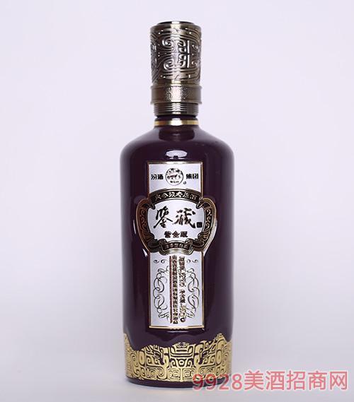 52度汾酒集团鉴藏酒-紫金版