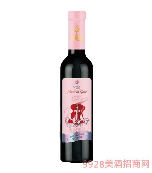 多情草初恋日记半甜红葡萄酒