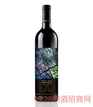 君顶·荣品高级干红葡萄酒13.6度750ml