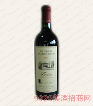 图菲格干红葡萄酒12.5度750ml