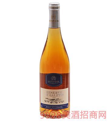 嘉乐奇甜白葡萄酒14.5度750ml