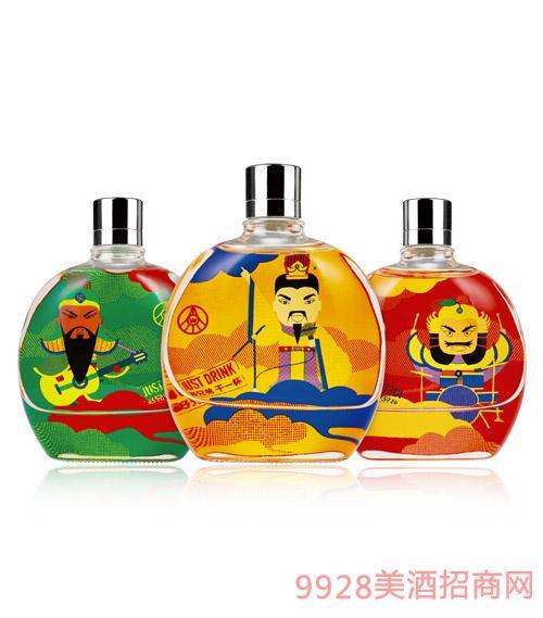 小酒彩瓶装118ml