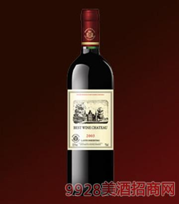 佰圣宾拉菲传奇干红葡萄酒