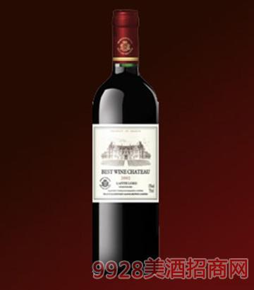 佰圣宾拉菲庄主干红葡萄酒