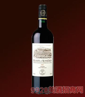 拉菲奥斯叶徽纹葡萄酒