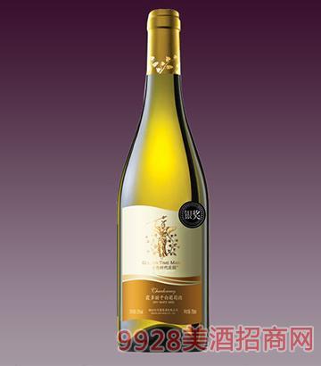 霞多麗干白葡萄酒750ml
