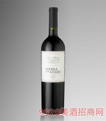 安弟山·馬貝克干紅葡萄酒13.5度750ml