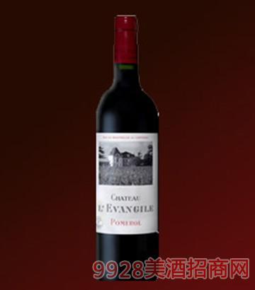 拉菲乐王吉尔堡红葡萄酒