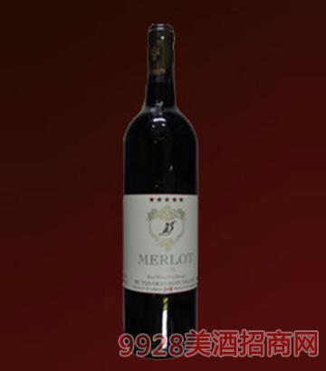 博洛森06美乐干红葡萄酒