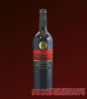 豪华碧桃丝特级精选红葡萄酒