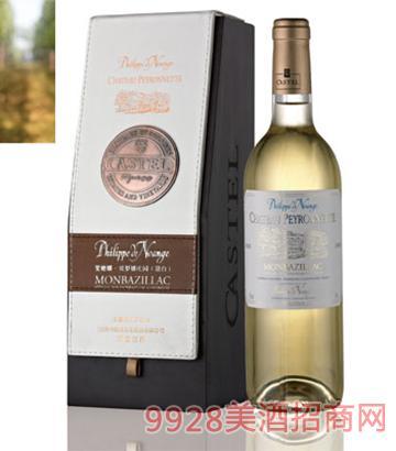 斐德娜贝罗娜庄园甜白葡萄酒750ml